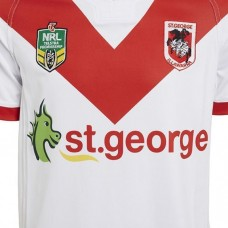 St George Illawarra Dragons 2017 Men's Home Jersey