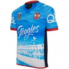 Sydney Roosters 2017 Men's Auckland 9's Jersey