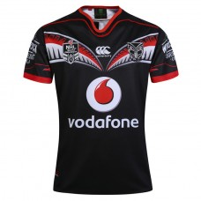 Warriors 2017 Men's Replica Home Jersey