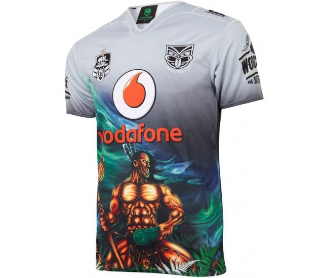 Warriors 2018 Men's Alternate Jersey