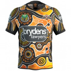 Wests Tigers 2018 Men's Indigenous Jersey