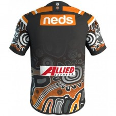 Wests Tigers 2019 Men's Indigenous Jersey