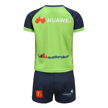 Canberra Raiders Kids Home Kit 2021